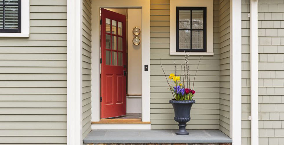 Secrets To A Fab Front Door Makeover