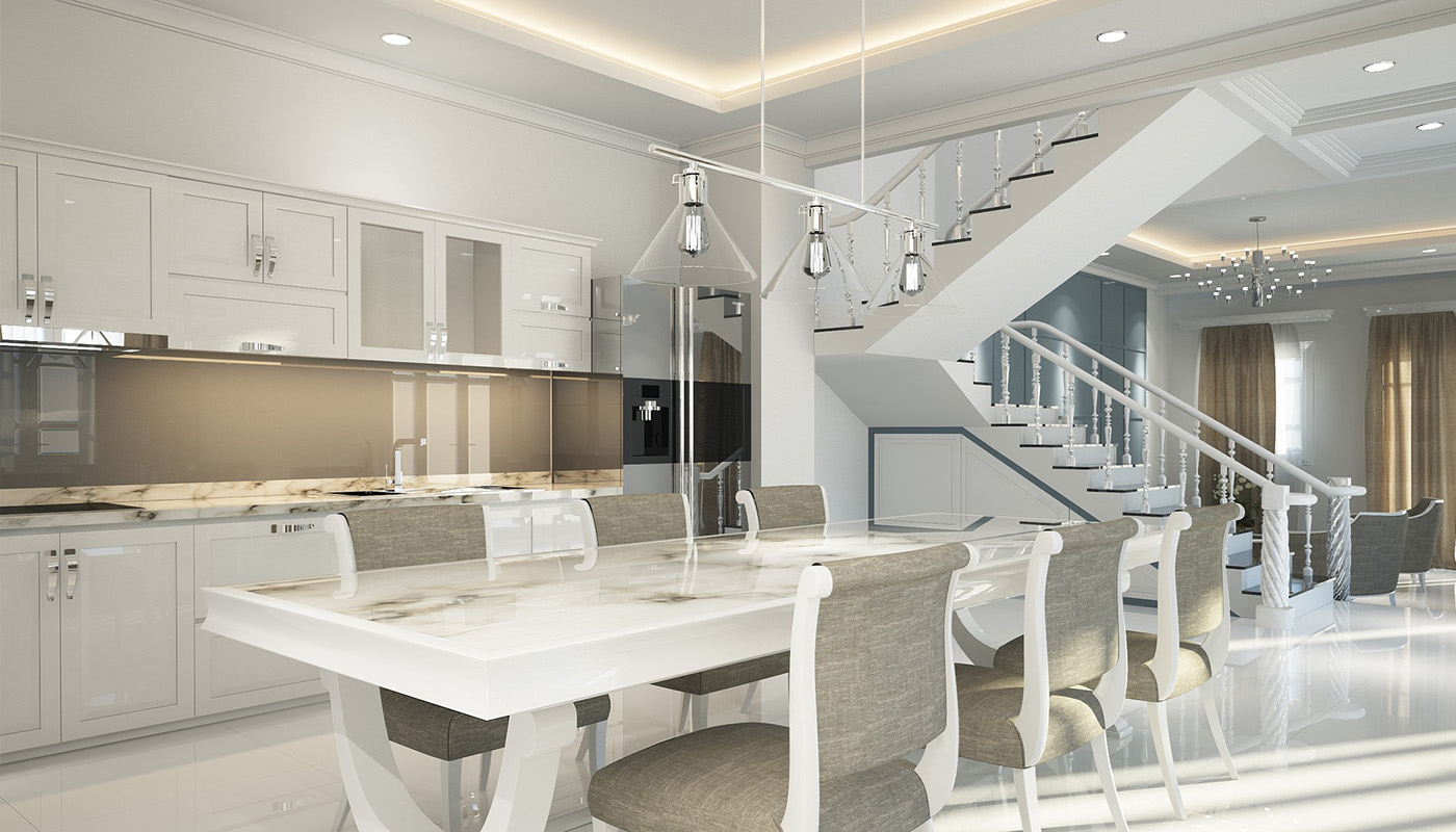 Modern Kitchen RealTorontoWest