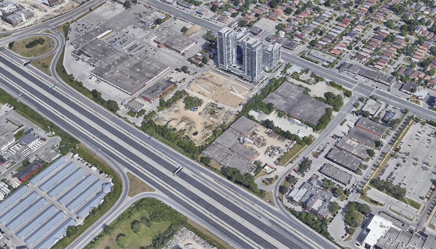IQ Condos Phase 3 Google Earth