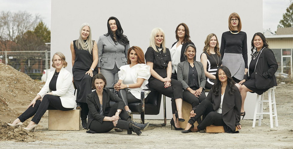 All-Female Team Behind New Condo Building