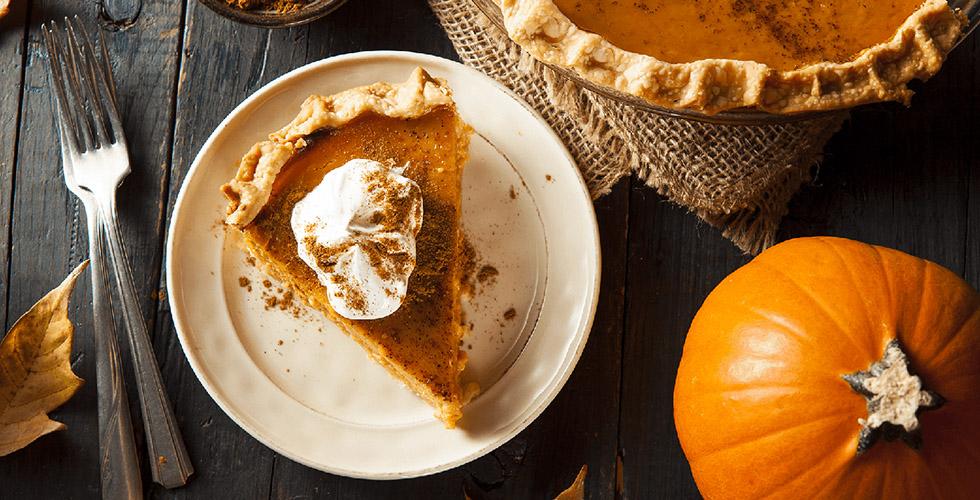 Absolutely Amazing Homemade Pumpkin Pie